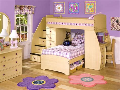 girl bunk beds with desk bunk beds with desk for kids bedroom