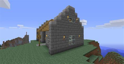 stone brick house minecraft stone brick house minecraft project