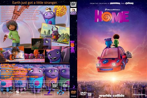 home dvd covers label 2015 r0 custom