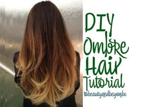 best 25 diy ombre hair ideas on balayage diy diy balayage at home and diy 3 colour