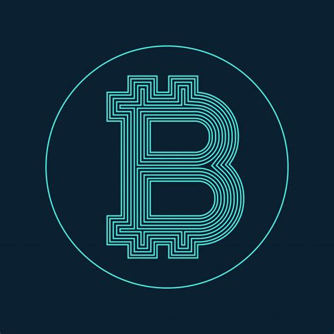 Digital Original bitcoin logo vectors photos and psd files free