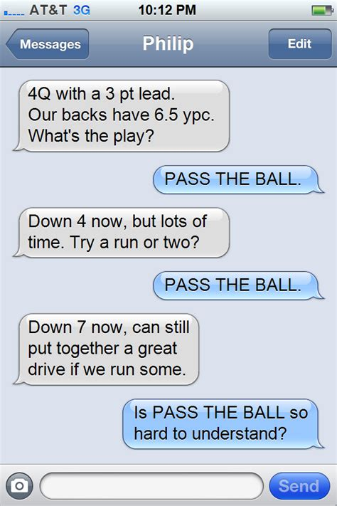 Phone Text Meme - fake text messages of norv turner bolts from the blue