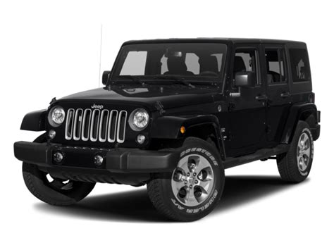 Nada Jeep New 2017 Jeep Wrangler Unlimited Prices Nadaguides
