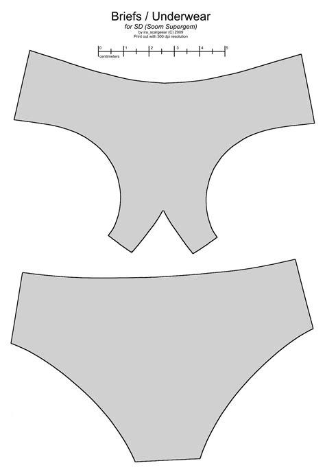 pattern making men s underwear sd bjd soom supergem underwear by scargeear on deviantart