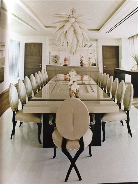 1000 ideas about luxury dining room on modern