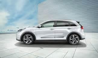 Kia In Hybrid Kia Niro In Hybrid Revealed With 55km Ev Range