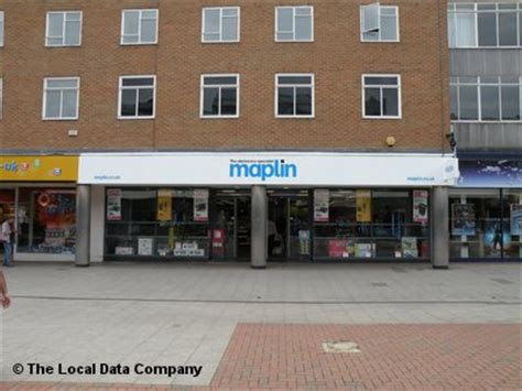 maplin local data search