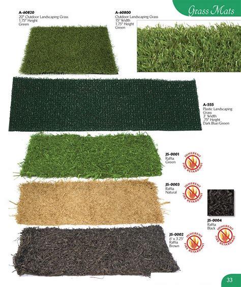 Raffia Floor Mats by Artificial Grass Mats And Grasses