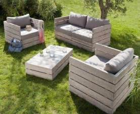 Patio Furniture Made From Pallets 39 Ideas About Pallet Outdoor Furniture For Modern Look Wooden Pallet Furniture