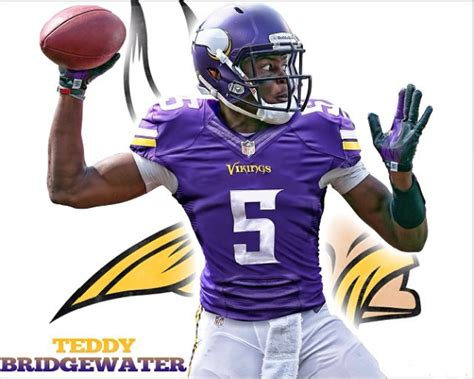 Teddy Bridgewater Memes - the purple thread