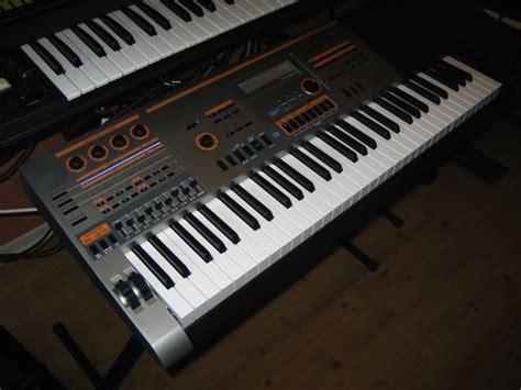Keyboard Casio Xw P1 casio xw p1 image 399737 audiofanzine