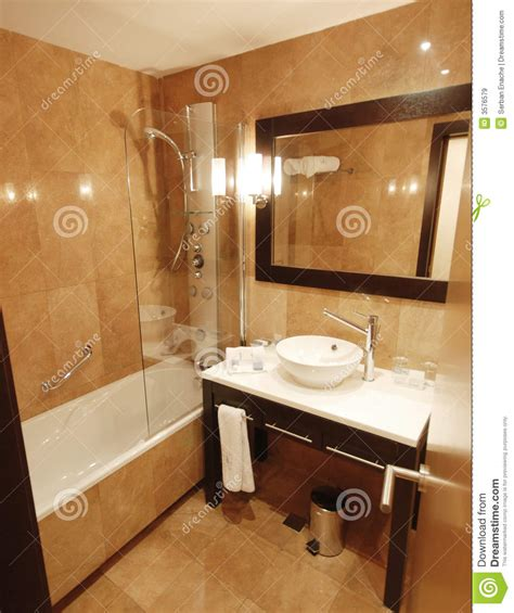 marble bathroom stock image image  luxurious gleaming