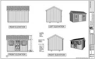 shed plans garden shed plans and material list how to