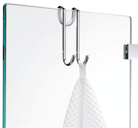 Towel Hooks For Bathroom by Harmony Hang Up Hook For Shower Cabins In Chrome