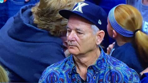bill murray groundhog day xavier march madness kenston high school