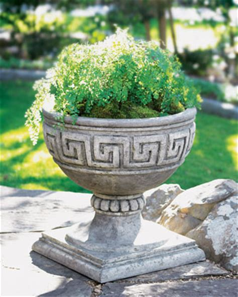 Traditional Planters by Key Planter Traditional Outdoor Planters By