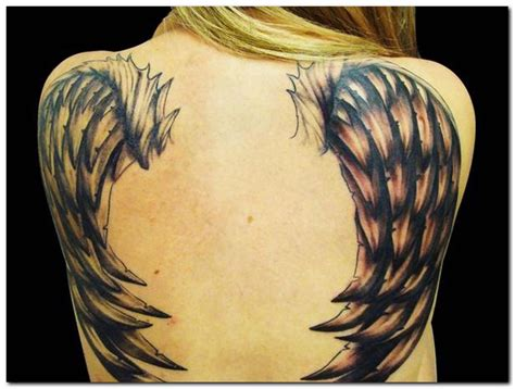 tattoo pictures of angel wings pictures of angel wings tattoo sheplanet