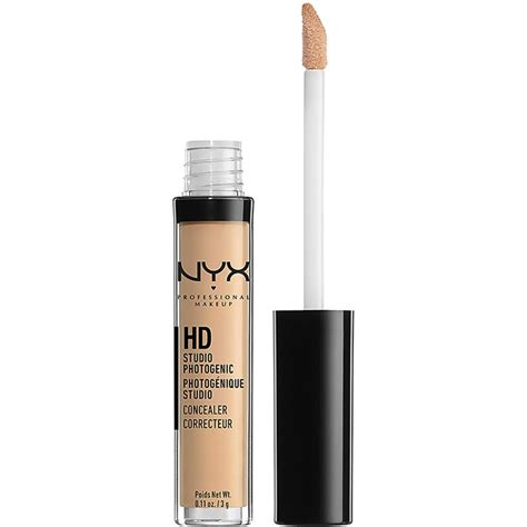 Nyx Hd Photogenic Concealer nyx hd photogenic concealer sand beige 3 g 29 95 kr