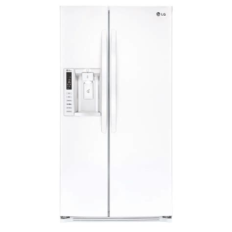 Water Dispenser Lg lg lsxs26326w 26 2 cu ft large capacity side by side