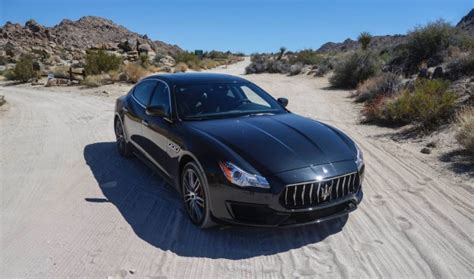 Maserati Maker by Maserati Quattroporte Review 8 Things The Maker Must Do