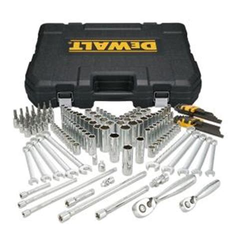 dewalt mechanics tool set 156 dwmt72164 the home