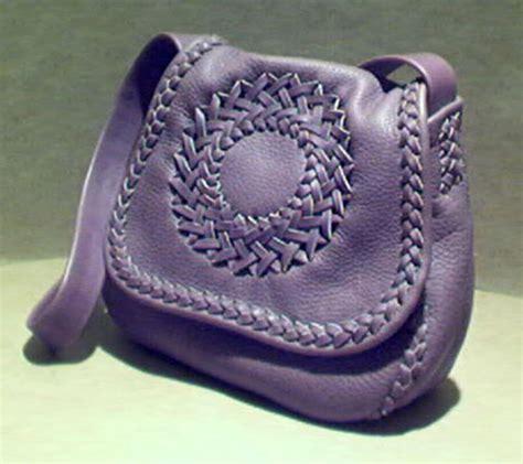 Custom Handmade Handbags - large leather handbags custom handmade braided