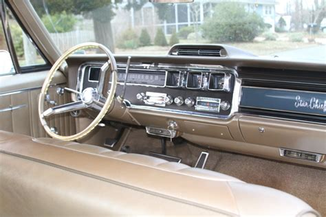 pontiac starchief executive  door