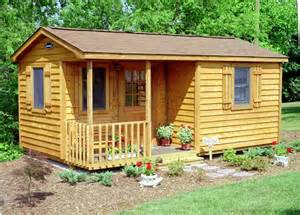 Diy 12x16 Storage Shed Plans by Cedar Amp Split Log Storage Sheds Leonard Buildings Amp Truck Accessories