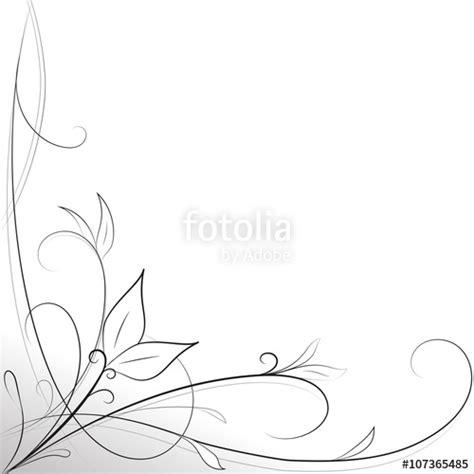 fiori stilizzati vettoriali decoro floreale stilizzato idea d immagine di decorazione