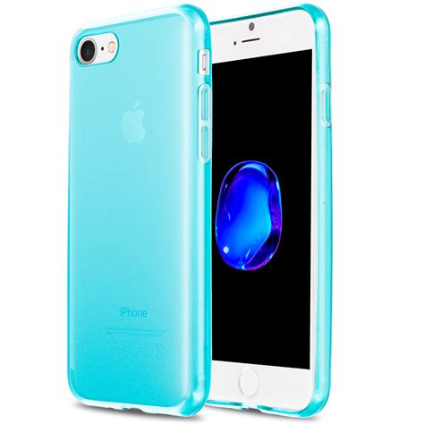 www iphone baby blue tpu rubber case cover for apple iphone 7