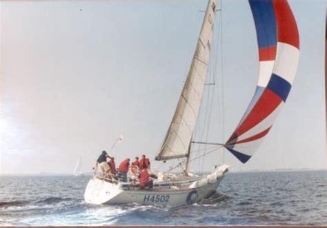 gebruikte zeilen zeilmakerij m sails spinnaker tbv 39 ft zeiljacht z g a n