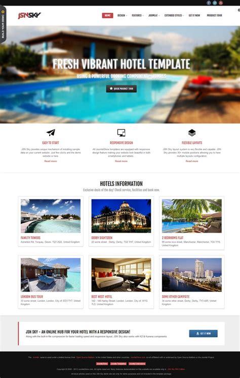 best joomla template 25 best free responsive joomla templates