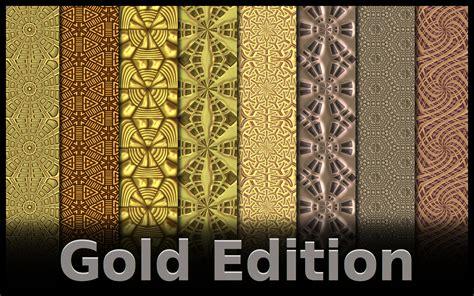 gold pattern free download photoshop gold edition by grindgod on deviantart