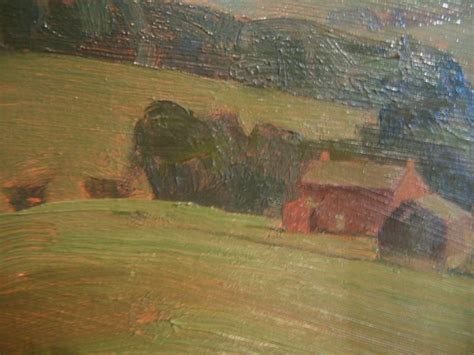 Charles Comfort Paintings by Charles Fraser Comfort Oc Rca On Panel Quot Farmland