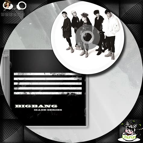 Original Dvd Big Made In Seoul カッチカジャ 韓国drama ost label bigbang made series
