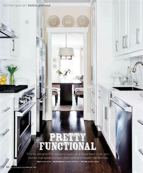 galley kitchen inspirations functional considerations 100 best images about stylish kitchens on pinterest