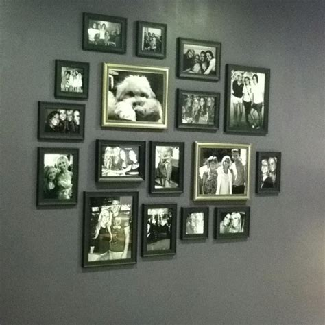 collage picture frames picture frame collage decorating