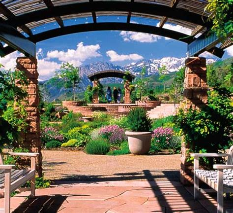 Botanical Gardens Salt Lake City Things To Do In Utah