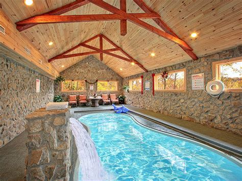 Cabin In Gatlinburg With Indoor Pool by Top 5 Mega Luxury Cabins Of Gatlinburg Tn You Won T Believe The Amazing Amenities These