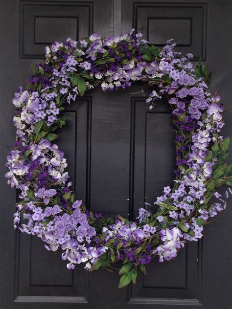 easy   spring wreath front door wreaths wreaths