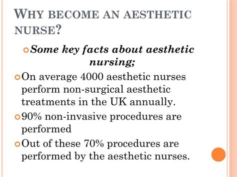 Aesthetic Nursing by Ppt How To Become A Successful Aesthetic Powerpoint Presentation Id 7406235