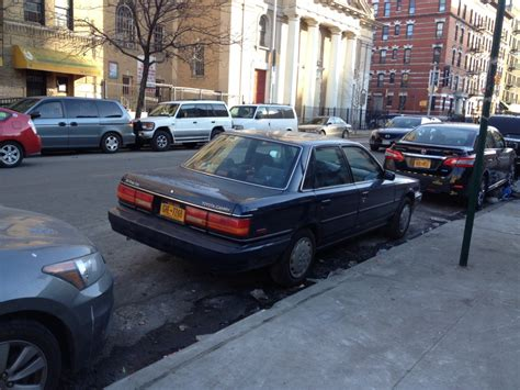 Toyota A Trac Curbside Capsule 1988 91 Toyota Camry All Trac A Brief