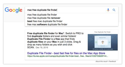 Quick Ways To Find And Remove Duplicates On Mac Finder Free