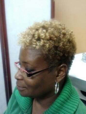 perm rod set on twa perm rod set on my tapered twa short hairstyle 2013