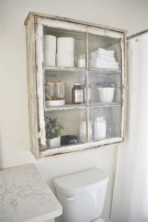 32 Best Over The Toilet Storage Ideas And Designs For 2017 Upcycled Bathroom Storage