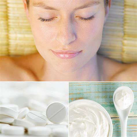 diy aspirin mask how to use an aspirin mask for acne popsugar