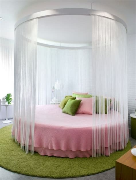 Bedroom Curtains Ideas 40 round bed ideas an exciting atmosphere in the bedroom