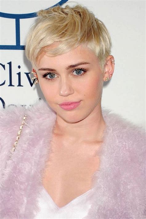 miley cyrus diverse short hairstyles for spring 2015 celebrity hairstyles miley cyrus haircut 2015 messy hair