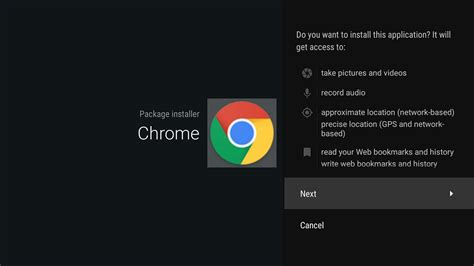 chrome apk file free install android phone s app on android tv via wifi