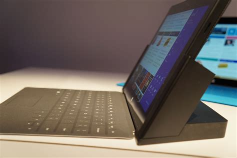 Ipad Stands For Bed docking station makes surface pro 2 ideal business pc